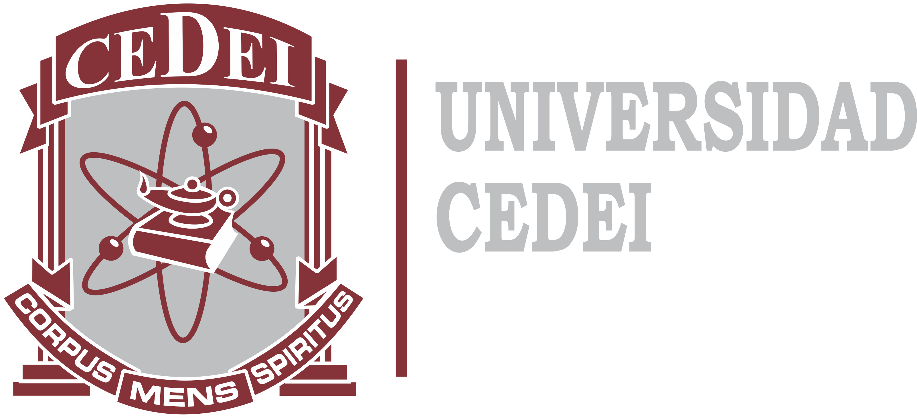 Escudo Universidad CEDEI